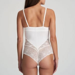 MJ Jane heart bodysuit natural rear