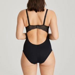 PD Sophora bodysuit black rear