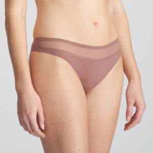 Louie Thong taupe