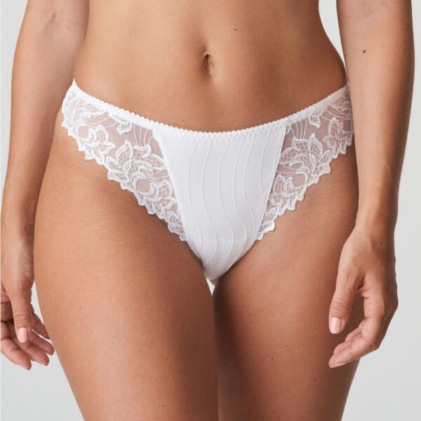 deauville thong white